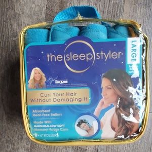 NEW | THE SLEEP STYLER | Heat Free Rollers | Lg